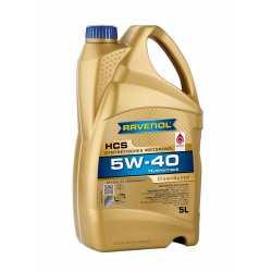 RAVENOL HCS SAE 5W-40 5 litros